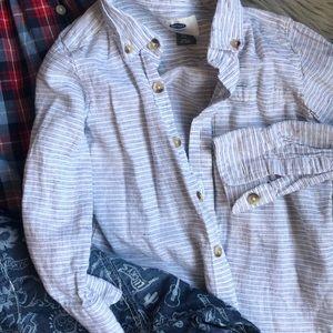 GAP Shirts & Tops - 4t Button downs